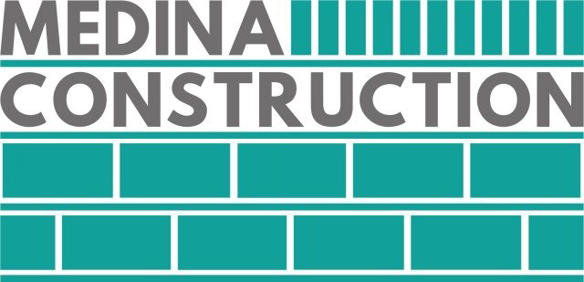 Medina Construction Logo